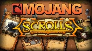 GAME ON: What is Scrolls by Mojang