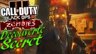 "Black Ops 3 Zombie ""Shadow Of Evil"" ! Découverte Secret & Easter Egg !"