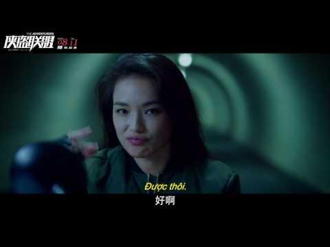 The Adventurers - Phi Vụ Cuối Cùng - Trailer