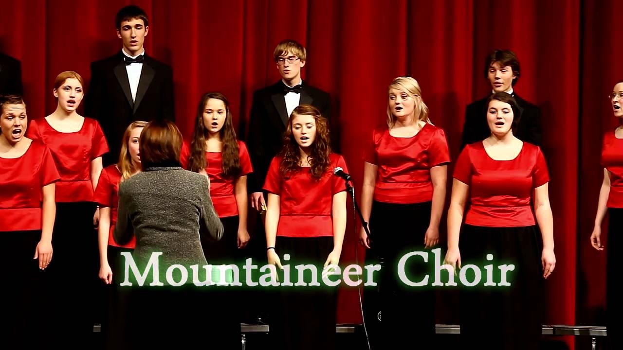 Mount Baker High School Winter Concert 2012 mix - YouTube