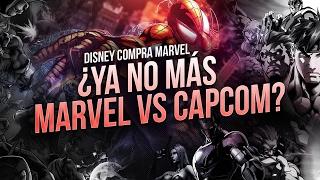 La historia de Marvel Vs Capcom Pt 2 (Pausa y retorno de Super Heroes)