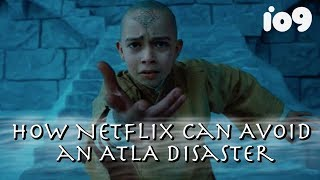 live action avatar the last airbender sokka netflix