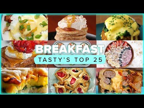 Tasty's Top 25 Breakfasts