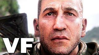 GHOST RECON BREAKPOINT Bande Annonce VF (2019) Jon Bernthal, Jeu Vidéo