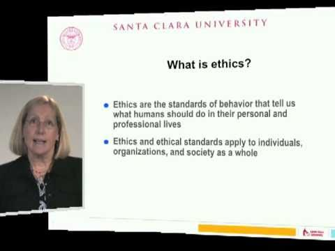 Government Ethics: Establishing Public Trust -The Markkula Center for Applied Ethics