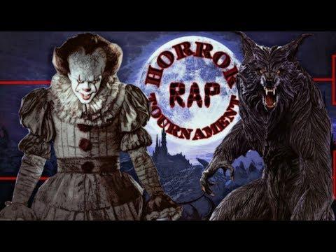 Pennywise vs Werewolf. Horror Rap Tournament. 1/4 финала. 3 из 8