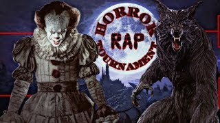 Pennywise vs Werewolf. Horror Rap Tournament. 1 4 финала. 3 из 8