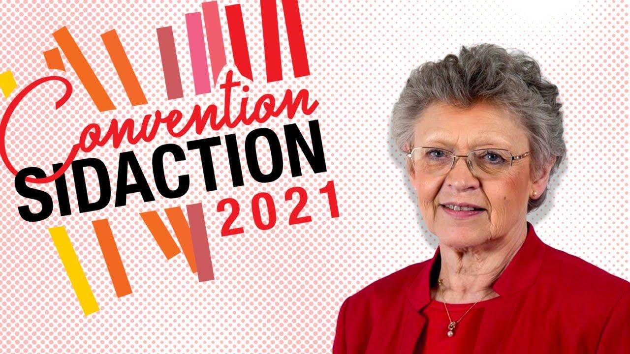 Convention Sidaction 2021 -  Les enjeux de la lutte contre le VIH