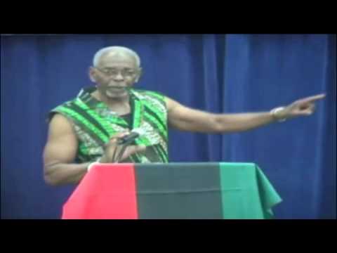 Omali Yeshitela key note presentation to African Liberation day