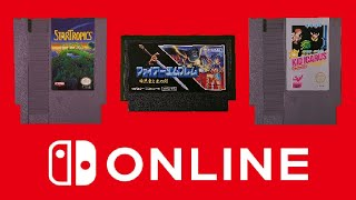 Nintendo Switch Online - March Nes Game Review