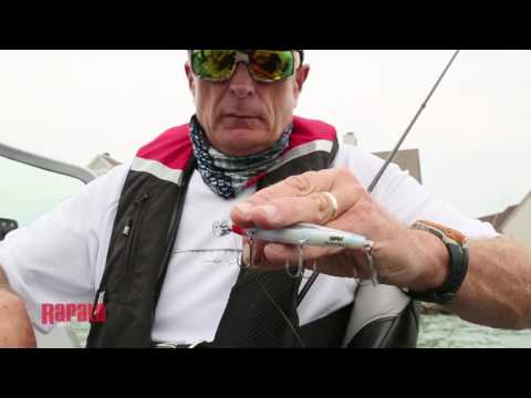 How to Fish a Twitch Bait | Rapala Fishing Tips