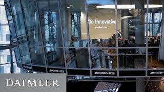 Go Innovative – Praxistest für Studenten im Mercedes Benz Vertrieb