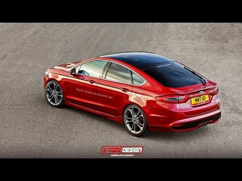 new 2015 ford mondeo st rendered youtube. Black Bedroom Furniture Sets. Home Design Ideas