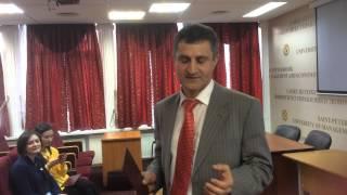 видео Программа профессиональной переподготовки «Оценка стоимости предприятия (бизнеса)»