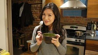 Top Secret Split Pea Soup I Debbie Wong's Wok And Gong
