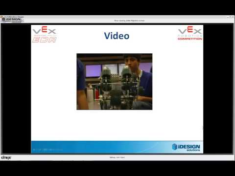 Introduction of VEX Robotics Design System ~ STEM Education for your Classroom