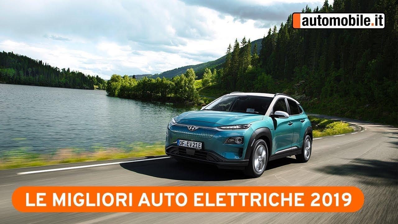 auto elettriche le migliori