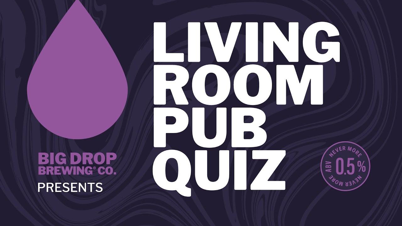 Living Room Pub Quiz - Week Two
