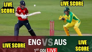 Live cricket match England vs australia odi live score|live streaming of eng vs aus odi match live