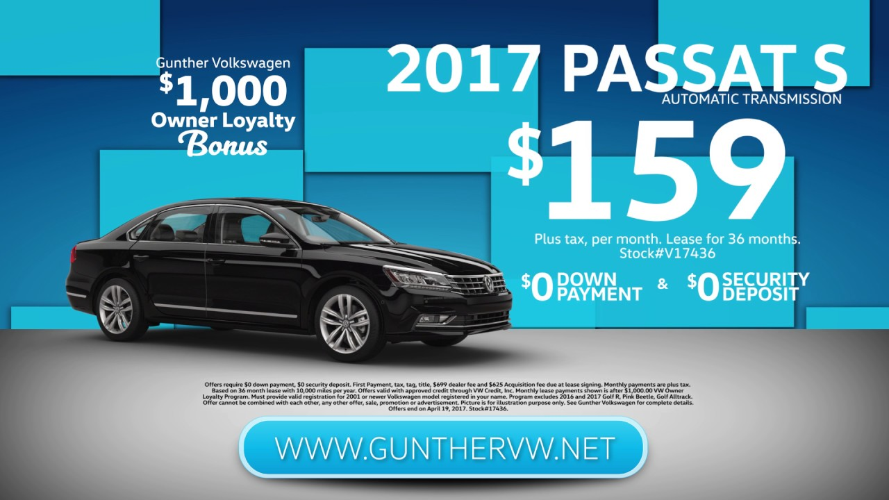with valid lease illustration only october for approved coconut of vw see gunther complete a ends picture offer and creek inc volkswagen dealer is specials through credit details