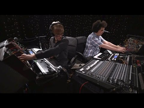 Simian Mobile Disco - Full Performance (Live on KEXP)