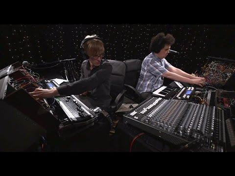 Simian Mobile Disco - Full Performance (Live on KEXP)