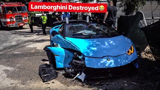 lamborghini-performante-loses-control-crashes-head-on-into-car