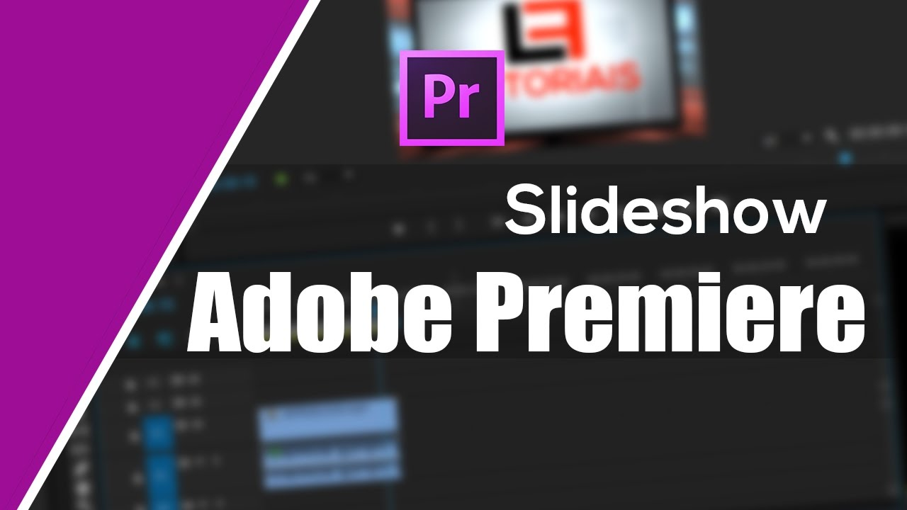 how to make a title slide in adobe premiere pro