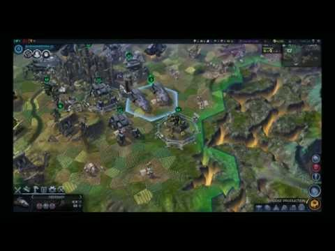 Civilization: Beyond Earth - Affinities: Which Direction?