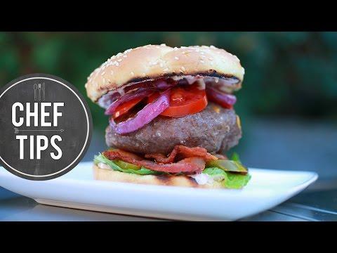 Bill Murray Burger Recipe - Sous Vide Burgers