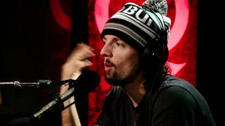 Four Letter Words with Jason Mraz in Studio Q