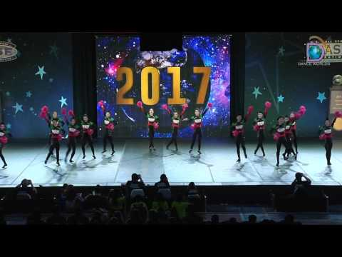 Chengdu Sport Institute (China) [2017 Open Coed Pom Semis]
