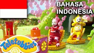 ★Teletubbies Bahasa Indonesia★ Kekacauan Custard ★ Full Episode - HD | Kartun Lucu 2018