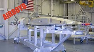 Boeing X-51 WaveRider Scramjet Engine Demonstrator
