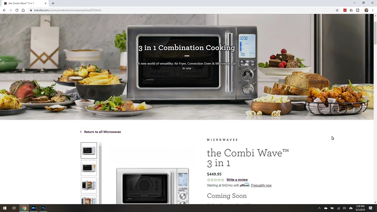 Breville Toaster Oven Air Fryer Combo All About Image Hd