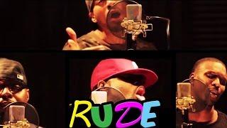 Rude - MAGIC! (AHMIR R&B Group cover)