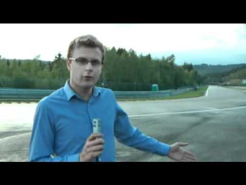 FIA Formula Two Track Guide - Spa Francorchamps