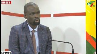 🛑Le Rendez-Vous de Senegal7 : Mardi 30 Mars 2021-Invité: Me Abdoulaye Tall sur senegal7