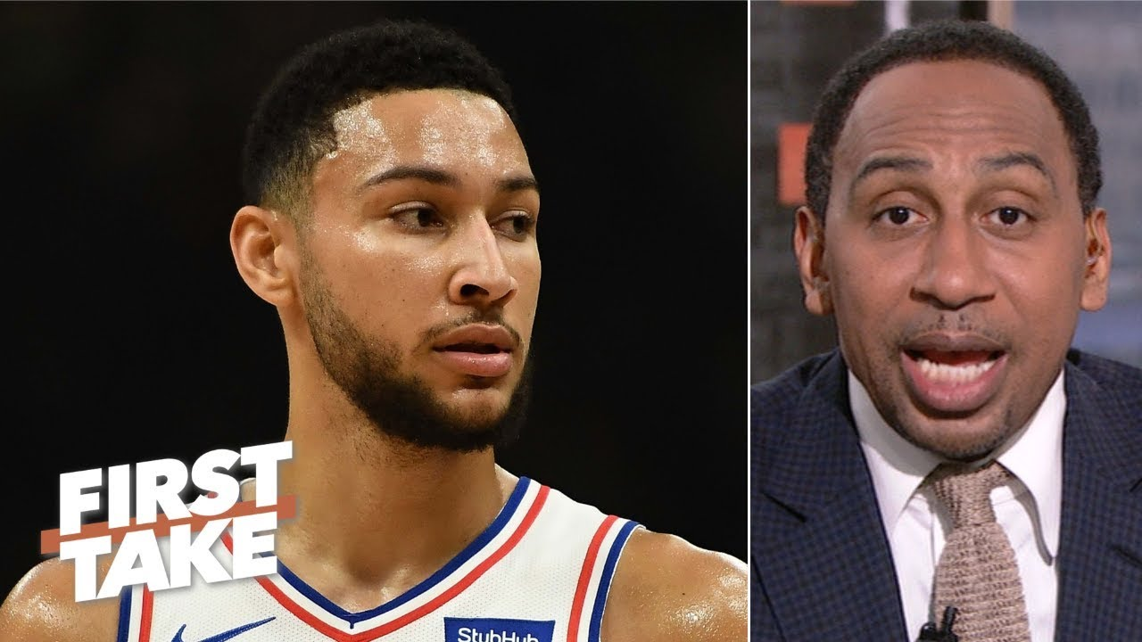 The 76ers want Ben Simmons to shoot more, but he hasn't done it – Stephen A.   First Take