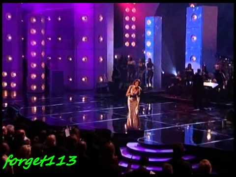 Whitney Houston (Live Arista Records Anniversary Celebration 2000) parte 01
