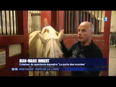 """Reportage France 3 Sur Notre Spectacle """"La Porte Des Mondes"""""""