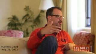 Matthew Good Interview - The Scene Magazine