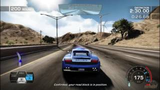 Need For Speed Hot Pursuit- PART 64 Locking On