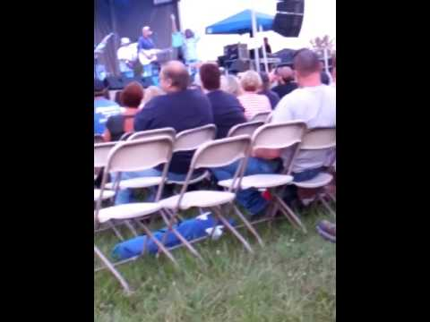 Confederate RailRoad Daddy never was a Cadillac kind!! Beckley wv 7/16/16 Coal Auto Fair