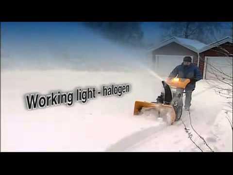 snöslunga stiga