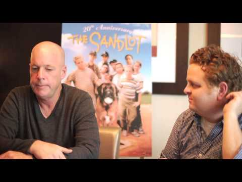 'The Sandlot' 20th Anniversary  with Director, David M. Evans and Actor Patrick Renna