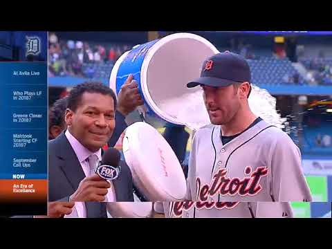 A tip of the cap to Justin Verlander