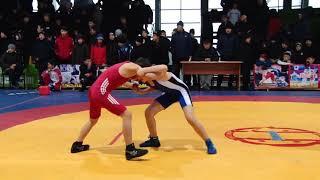 Спорт. Греко-римская борьба. Турнир Ахметова-2018. День 1 Мат B (Часть 1)