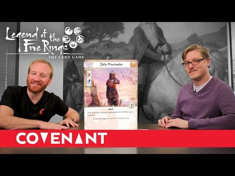 Phoenix Clan Preview | Legend of the Five Rings: The Card Game