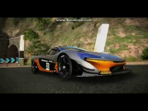 asphalt 8 mclaren p1 gtr season 9 mount teide unboosted. Black Bedroom Furniture Sets. Home Design Ideas